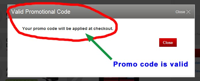 Verizon Wireless promo codes are valid