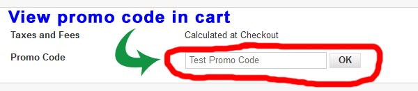 Verizon Wireless promo codes in cart